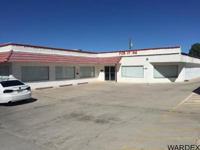 Bullhead City, Golden Valley Commercial For Sale: 1169 Hancock Rd