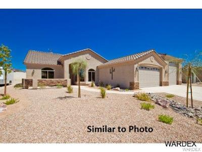 Lake Havasu City Single Family Home For Sale: 2002 On Your Level Lot