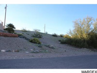 Lake Havasu City Residential Lots & Land For Sale: 3990 Montezuma Dr