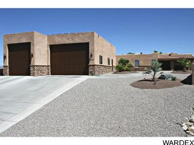Lake Havasu City Single Family Home For Sale: 2429 Tigertail Dr