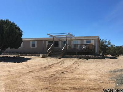 Mohave County Manufactured Home For Sale: 8842 E Arabian Dr #2