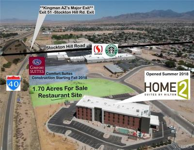 Kingman Residential Lots & Land For Sale: 1131 E Sunrise Avenue