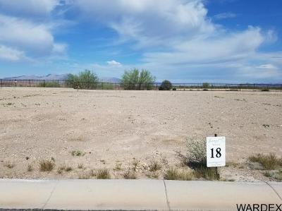 Lake Havasu City AZ Residential Lots & Land Pending: $195,000