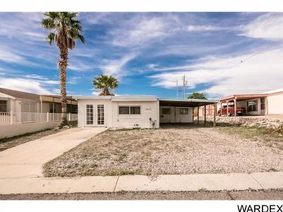 Lake Havasu City Manufactured Home For Sale: 3122 Michael Dr