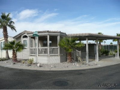 Mohave County Manufactured Home For Sale: 2000 Ramar Rd #257 #257