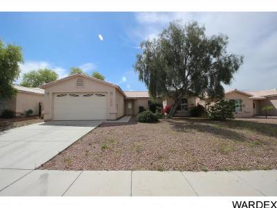 Fort Mohave Single Family Home For Sale: 1912 E Pyramid Lake Dr