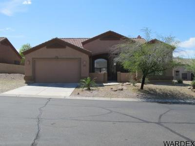 Bullhead City Single Family Home For Sale: 2726 Eagle Ridge Dr