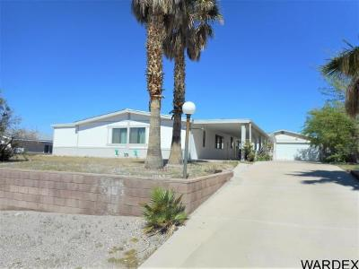 Mohave County Manufactured Home For Sale: 3393 South Ridge Ave