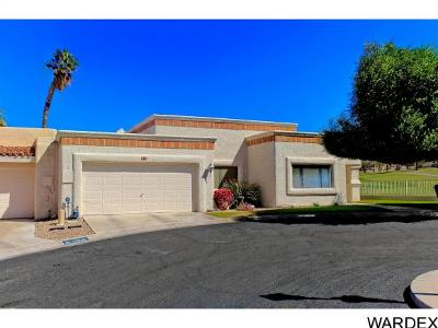 Lake Havasu City Single Family Home For Sale: 2224 Littler Ln # 12 #12