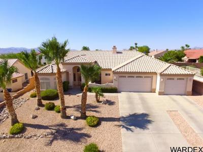 Bullhead City Single Family Home For Sale: 2225 E Corwin Rd
