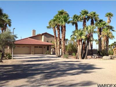 Fort Mohave Single Family Home For Sale: 5021 S Bison Ave