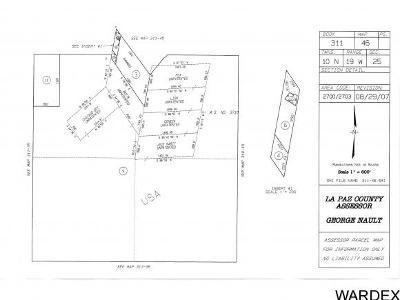 Parker Residential Lots & Land For Sale: 10200 Billy Mack Mine Rd