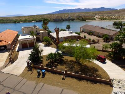Bullhead Single Family Home For Sale: 2043 Whitewater Drive