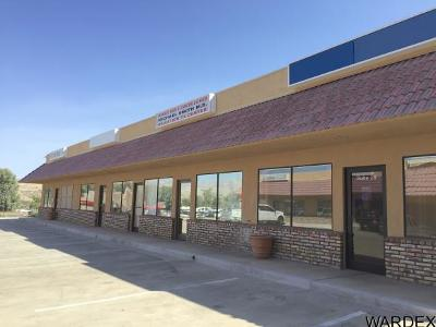 Bullhead City Commercial For Sale: 1744-48 Highway 95