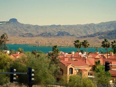 Lake Havasu City Condo/Townhouse For Sale: 1650 Smoketree Ave S 110 #110