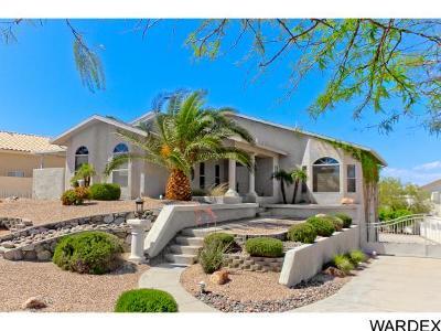 Lake Havasu City Single Family Home For Sale: 2271 Souchak Dr