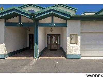 Lake Havasu City Condo/Townhouse For Sale: 1415 McCulloch Blvd N 102 #102