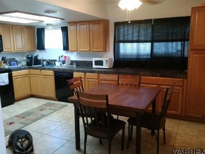 Topock/Golden Shores Single Family Home For Sale: 4797 E Pinta Dr
