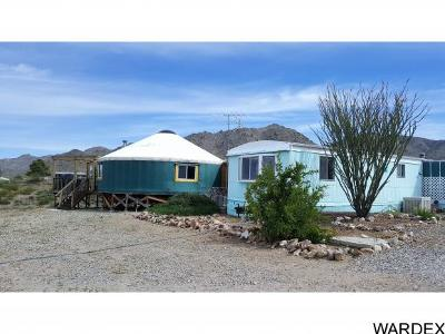 Golden Valley Single Family Home For Sale: 4485 N Smoketree Rd