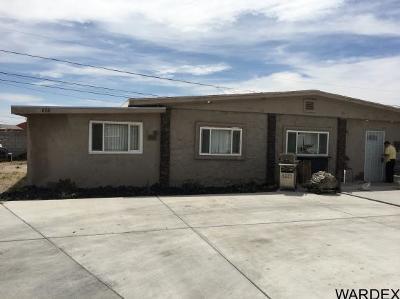 Bullhead City Single Family Home For Sale: 888 Sandy Beach Dr