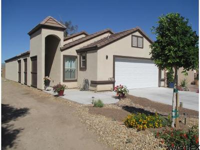 Bullhead City Single Family Home For Sale: 2743 Country Club Dr