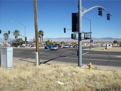 Kingman Residential Lots & Land For Sale: 4495 N Stockton Hill Rd