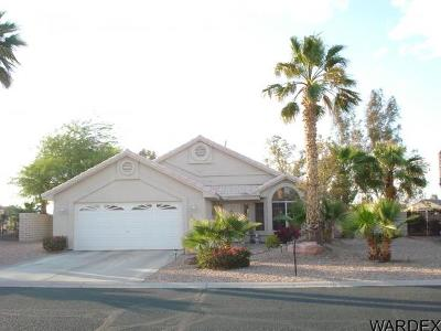 Fort Mohave Single Family Home For Sale: 2025 Via Del Agua Dr