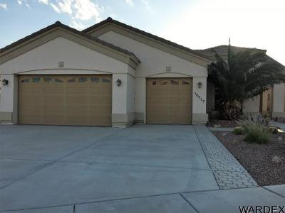 Mohave Valley Single Family Home For Sale: 10717 S Bluewater Bay