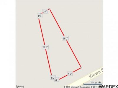 Lake Havasu City Residential Lots & Land For Sale: 2415 Kiowa Blvd N