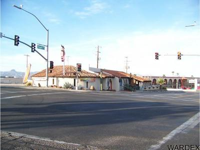 Lake Havasu City Commercial For Sale: 2200 Mesquite Ave