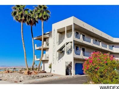 Lake Havasu City Condo/Townhouse For Sale: 539 Burkemo Ln. #A-4