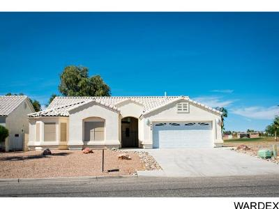 Fort Mohave Single Family Home For Sale: 1895 E Lipan Blvd