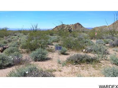 Yucca AZ Residential Lots & Land For Sale: $30,000
