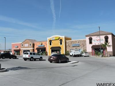Bullhead City Commercial For Sale: 1047 Highway 95