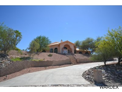 Bullhead City Single Family Home For Sale: 1828 Newberry Dr