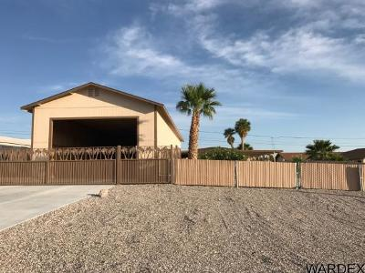 Mohave County Manufactured Home For Sale: 3156 Locust Blvd