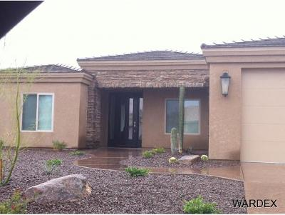 Lake Havasu City Single Family Home For Sale: 25 Breakers Dr On Your Lot