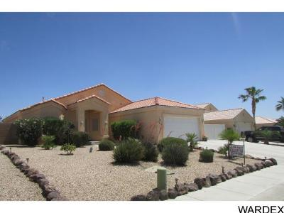 Fort Mohave Single Family Home For Sale: 4698 Lindero Dr