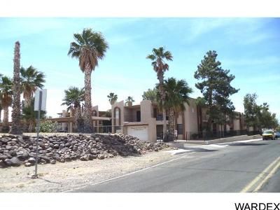 Bullhead City Condo/Townhouse For Sale: 1280 Mohave Dr 28