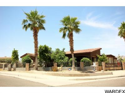 Mohave County Manufactured Home For Sale: 1345 Quartz Ave