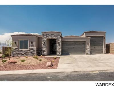 Bullhead City Single Family Home For Sale: 2605 Shoreline Cv