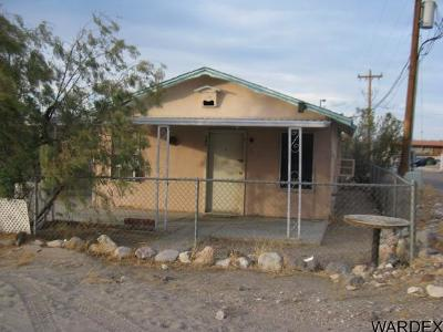 Bullhead City Single Family Home For Sale: 246 Long Ave