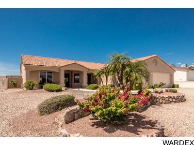 Lake Havasu City Single Family Home For Sale: 2361 Ajo Dr