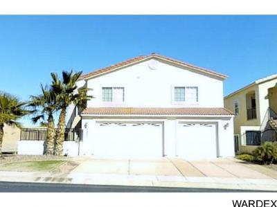 Mohave Valley Single Family Home For Sale: 10772 S Tangerine Dr