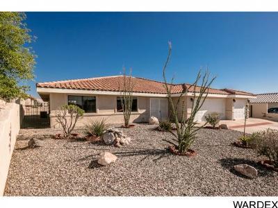 Bullhead City Single Family Home For Sale: 3464 Sundial Dr
