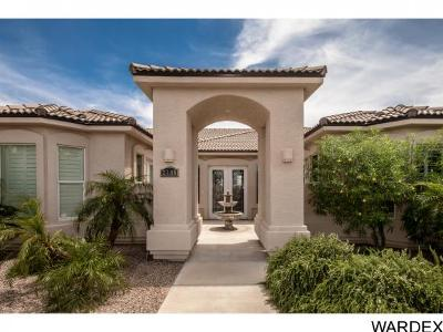 Fort Mohave Single Family Home For Sale: 2384 E Sundance Drive