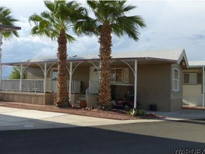 Bullhead City AZ Manufactured Home For Sale: $81,999
