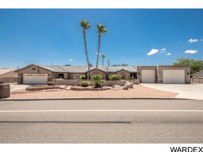 Single Family Home For Sale: 3522 Palo Verde Blvd N