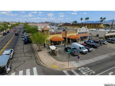 Lake Havasu City Commercial For Sale: 10 Scott Dr