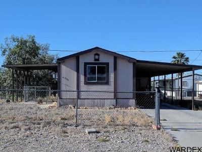 Fort Mohave Manufactured Home For Sale: 4392 S Calle Agrada Dr